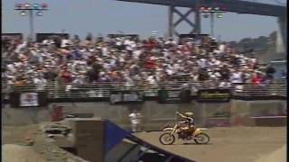 Travis Pastrana - 1999 X Games 5 - Moto X FreeStyle - San Francisco, CA