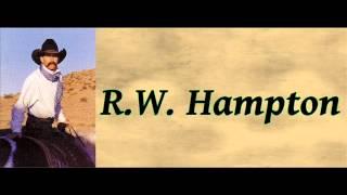Zebra Dun - R.W. Hampton