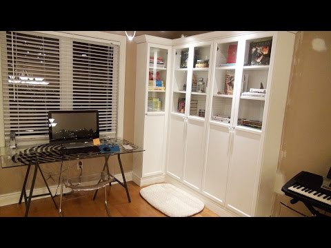 How to Make an Ikea Bookcase look like a Professional Built-in! 📚