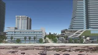 UPDATE June 17, 2016: The developer has withdrawn this plan!!! 29-story towers and 62-foot-high parking garages are proposed for the city's historic Bahia ...