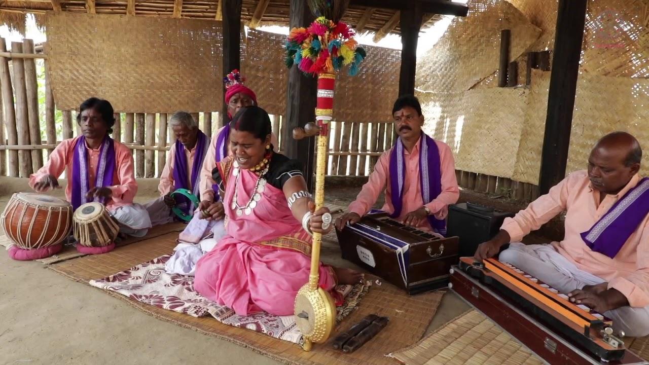 Pandavani: Shanti Parv- Prabha Yadav & Mandali