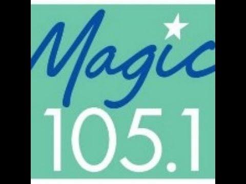 Memories of Greater Media Detroit's MAGIC 105.1 FM