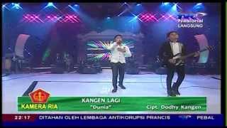 Video KANGEN LAGI [Dunia] Live At Kamera Ria (01-07-2014) Courtesy TVRI MP3, 3GP, MP4, WEBM, AVI, FLV Januari 2019