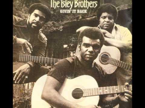 Tekst piosenki The Isley Brothers - Fire and Rain po polsku