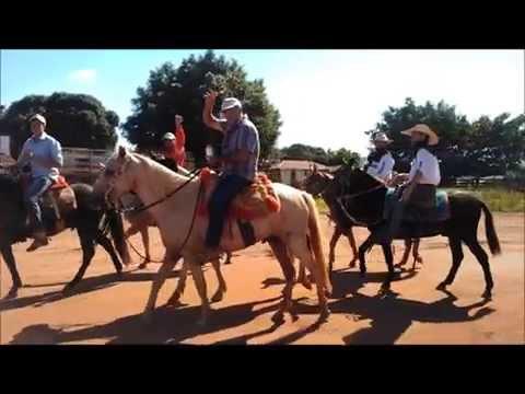 1º Cavalgada em Prol 5º Leilão Direito de Viver Gurinhatã (11/05/13)