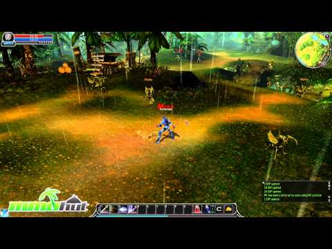 Cabal Online Gameplay First Look HD