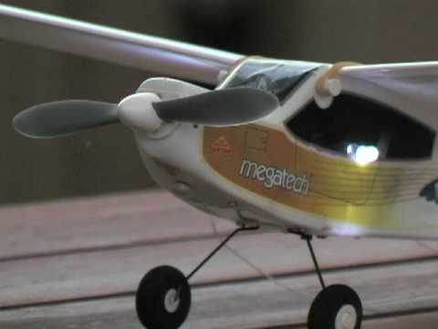 Megatech Night Flyer RC Airplane