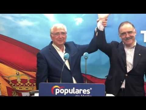 En el momento más difícil, ¡Hemos ganado en Melilla!
