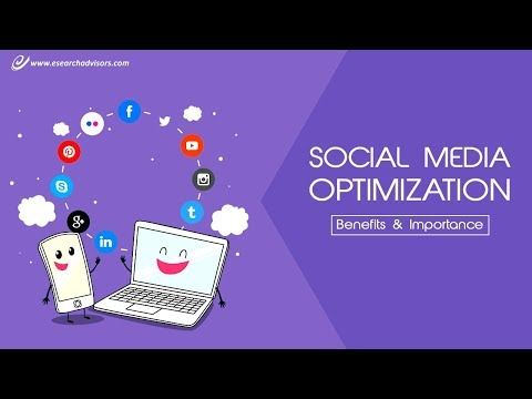 Social Media Optimization - What is SMO | ESearch Advisors