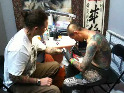 Shige Tattoo London 2009