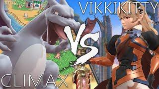 VERSUS: ClimaX (Charizard) vs VikkiKitty (Corrin-F)