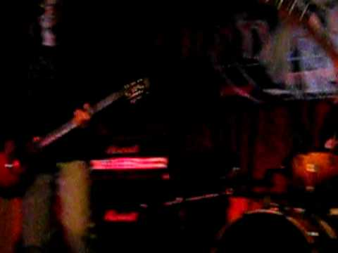 Social Cyanide - She Likes Cocaine (Live @ The Red Rooster, Burlington Ontario, April 22 2010)