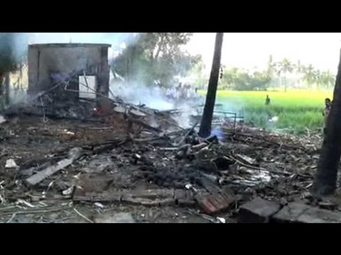 14 women among 17 killed in fire at Andhra Pradesh cracker factory 21 October 2014 12 PM