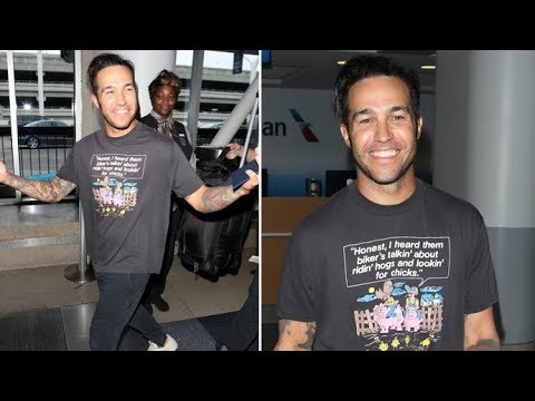 Pete Wentz Says Fall Out Boy 'Can Lead The Way Into The Shelter' Amid Nuclear Threat