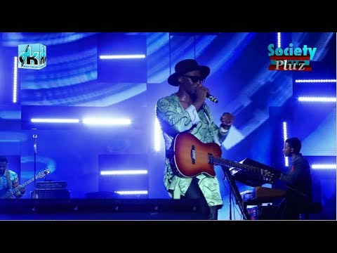 BEZ' LIVE PERFORMANCE AT AFRO BEAT CONCERT 2019.