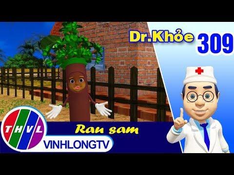 THVL | Dr. Khỏe – Tập 309: Rau sam - Phần 1 - Thời lượng: 4 phút, 42 giây.