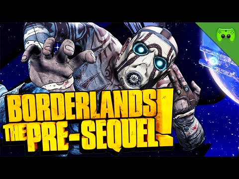 BORDERLANDS 2.5? «» PietSmiet probiert Borderlands: The Pre-Sequel