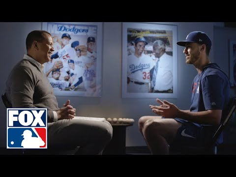 Video: Cody Bellinger sits down with Alex Rodriguez to talk about his monster first half | FOX MLB