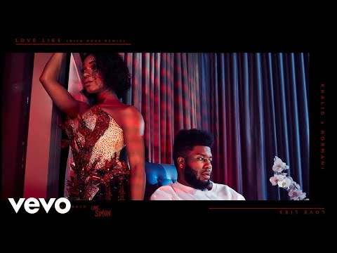 Video Khalid & Normani - Love Lies (Remix (Audio)) ft. Rick Ross download in MP3, 3GP, MP4, WEBM, AVI, FLV January 2017