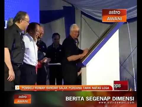 Pembeli rumah Bandar Salak Perdana tarik nafas lega