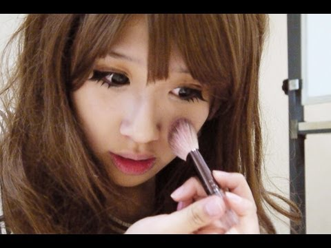 Japanese Girl's: Latest Makeup Style in Tokyo part8 (English subtitle Version)