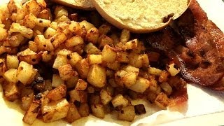 Home Fried Potatoes Recipe...a Great Breakfast Side.