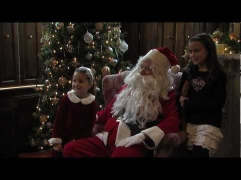 myMCMedia - MyMCMedia's Sonya Burke was at the Kentlands Mansion on Dec. 1 as Santa Claus visited with dozens of local children dressed in their holiday best at a breakf...