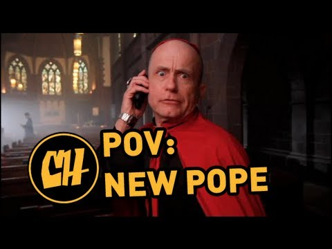 pov - The Pope's first day at work is as bad as yours. See more http://www.collegehumor.com LIKE us on: http://www.facebook.com/collegehumor FOLLOW us on: http://w...