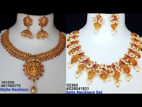 Latest Gold Necklace Design | Gold Jewellery Design | sone ki jewellery