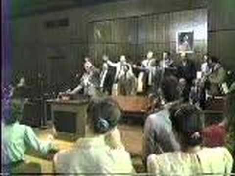 Apostolic Church Congregational Singing 1988