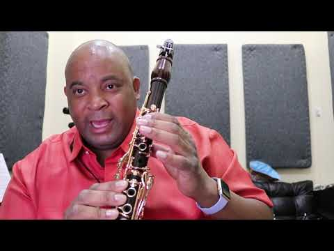 Clarinet lesson for  Beginner - C Scale (C D E F G A B)