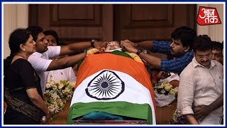 100 Shehar 100 Khabar: Last Cries Of 'Amma' To Jayalalithaa From AIADMK Supporters