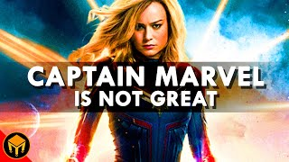 Video Why Captain Marvel Does NOT WORK | Analysis MP3, 3GP, MP4, WEBM, AVI, FLV Maret 2019