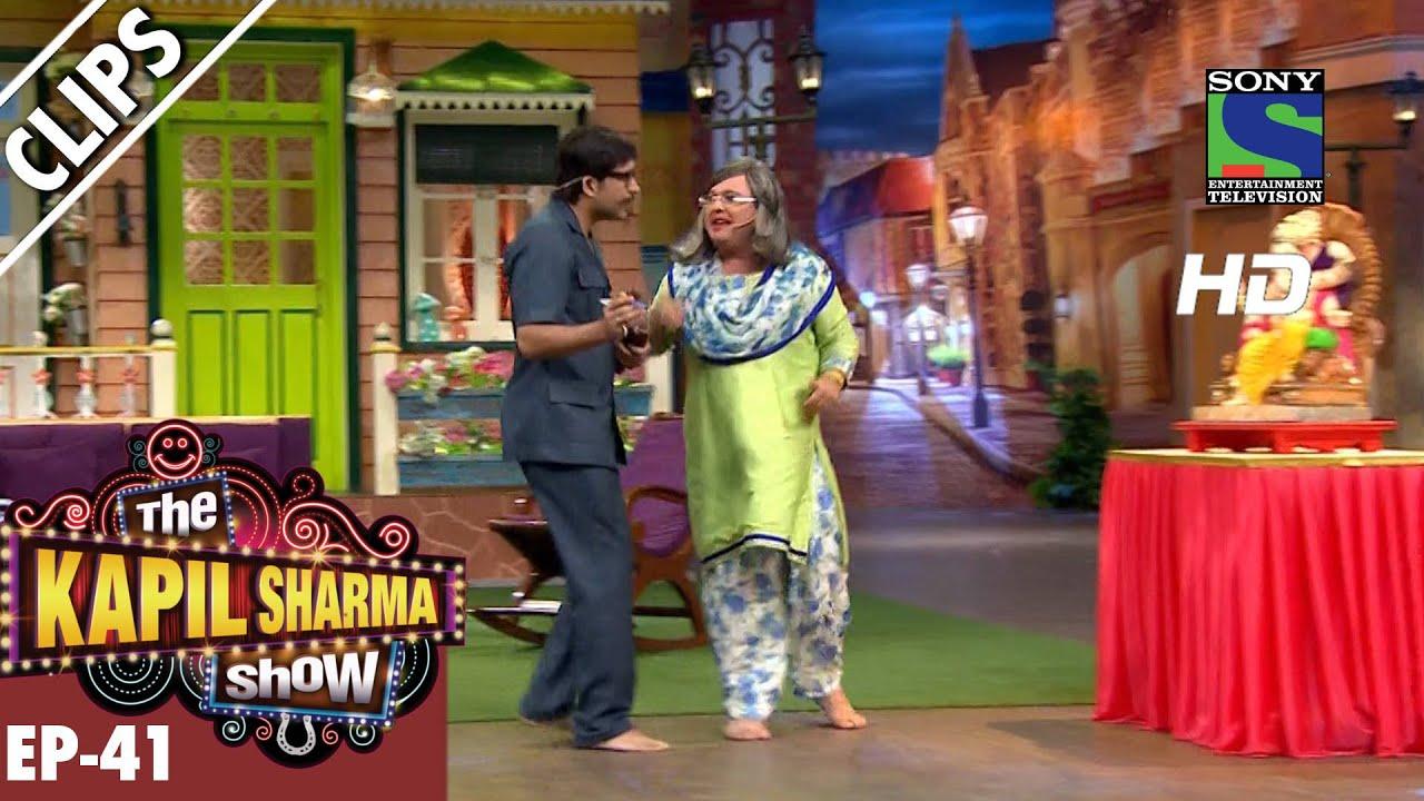 Ganesh Chathurthi With Pushpa Nani – The Kapil Sharma Show – Episode 41 – 10th September 2016