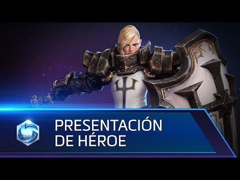 Presentación de Johanna – Heroes of the Storm (ES)