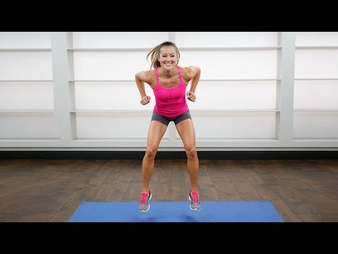 5 minute - Your legs are truly lovely and take you everywhere you want to go, but if you sometimes scan them in the mirror and think of cottage cheese, here's a workout...