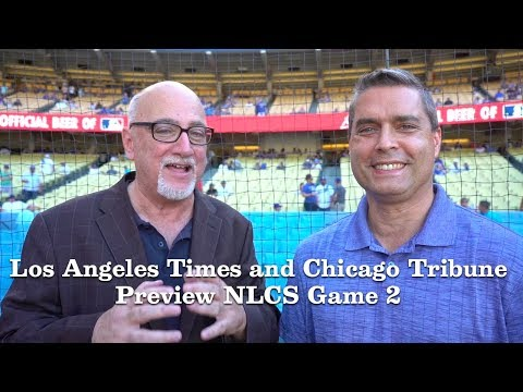 L.A. Times vs. Chicago Tribune round 2: All eyes are on the pitchers   Los Angeles Times