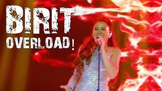 MORISSETTE - BIRIT OVERLOAD! (Morissette Is Made CEBU!   July 14, 2018) #HD720p