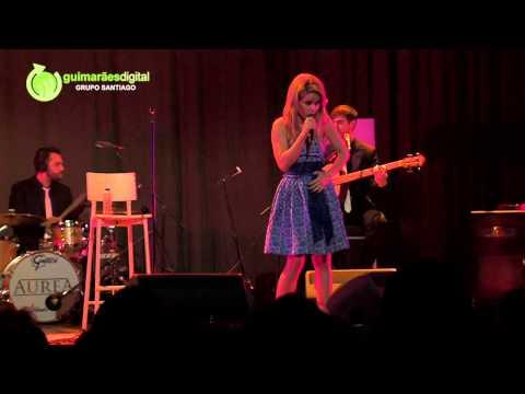 Aurea estreou novo espectáculo «Soul Notes» em Guimarães