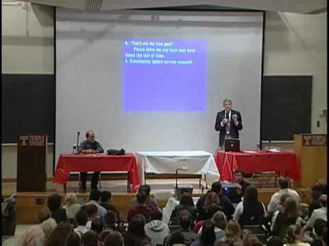Kent Hovind – Debate 04 – Dr. Hovind vs. Dr. Weisenburg