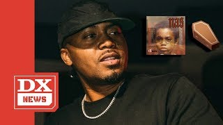 "Nas Is Tired Of ""Illmatic"" Nostalgia ""I'm Done"""