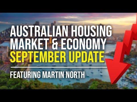 Australian Housing Market & Economy - September Update