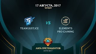TJ vs EPG - Полуфинал 1: Игра 2 / LCL