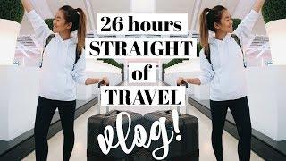 Video 26 HRS OF TRAVEL + PLANE ESSENTIALS | Asia Vlog #1 MP3, 3GP, MP4, WEBM, AVI, FLV Juli 2018