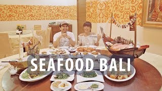 Video MAKAN SEAFOOD TERENAK DI BALI! MP3, 3GP, MP4, WEBM, AVI, FLV November 2018