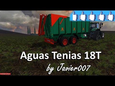 Aguas Tenias Tandem 18T v2.0