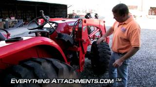 7. How To Series - 3rd Function Auxiliary Hydraulics for Tractor Loaders