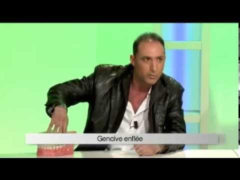 gencive - David GUTMAN, Dentiste Paris 75001: 'Une boule au niveau de la gencive, est-ce gravel ?' Emission En Pleine Forme Plus d'informations sur www.docteurgutman.c...