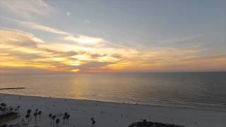 Clearwater Beach Timelapse: Hyatt Regency