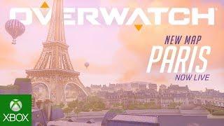 [NOW PLAYABLE] Paris | New Assault Map | Overwatch